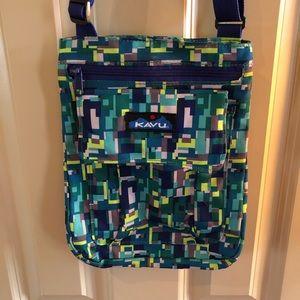 Kavu Multicolor Crossbody Bag